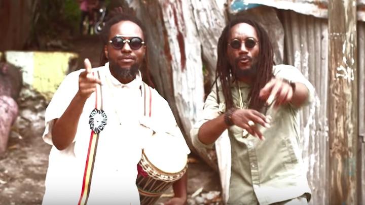 IYah-gift feat. Kabaka Pyramid - Blazing Fyah [1/24/2019]
