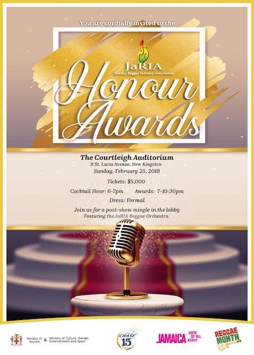JaRIA Honour Awards 2018