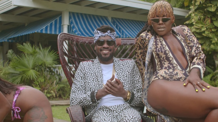 J'Aren feat. Beenie Man - Party Time [12/18/2020]