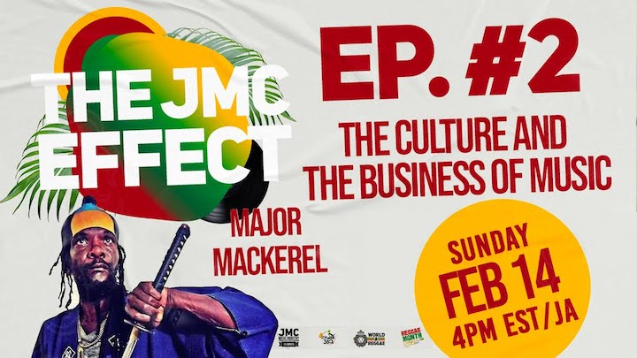 The JMC Effect (Episode #2) - The Culture And The Business Of Music [2/14/2021]