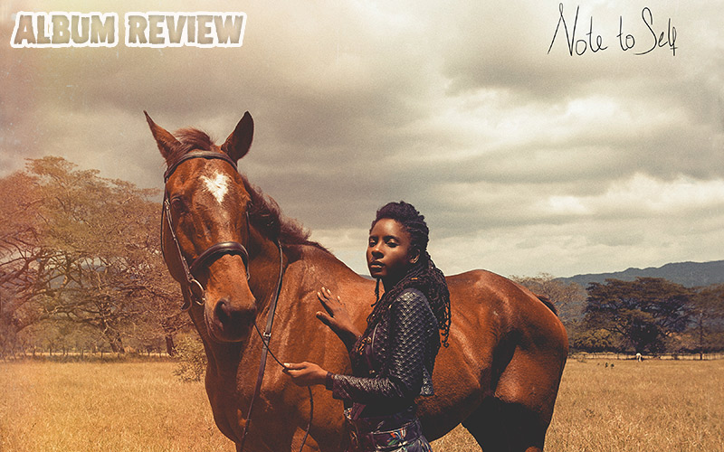 Album Review: Jah9 - Note To Self