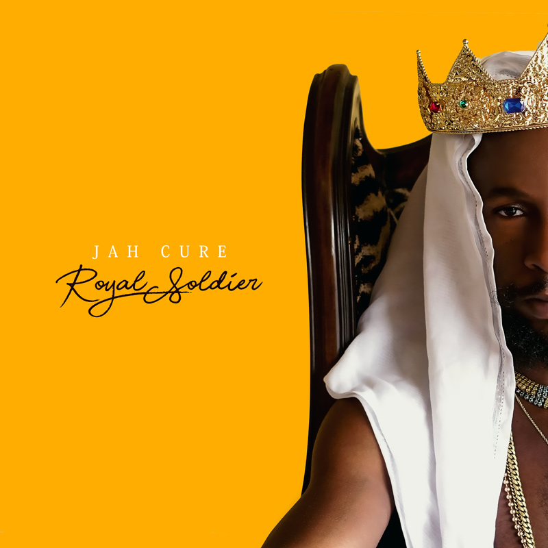 Image result for Jah Cure - Royal Soldier