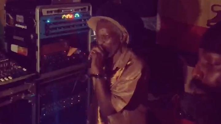 Jah Shaka in Kingston, Jamaica @ Kingston Dub Club [3/12/2017]
