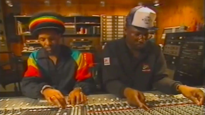 Jah Shaka & Mad Professor Interview [7/1/1991]