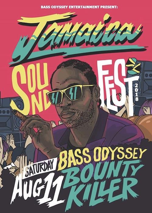 Jamaica Sound Fest 2018