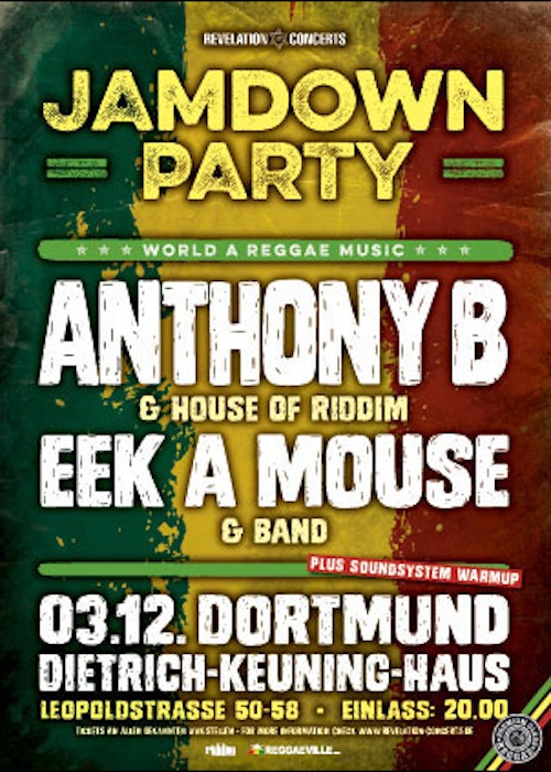 Jamdown Party 2016