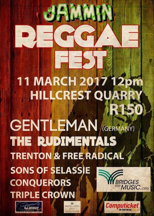 Jammin Reggae Fest 2017