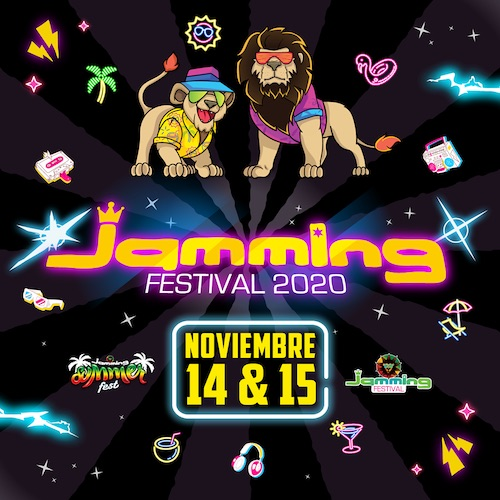 CANCELLED: Jamming Festival 2020
