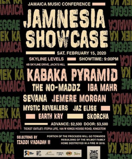 Jamnesia Showcase 2020