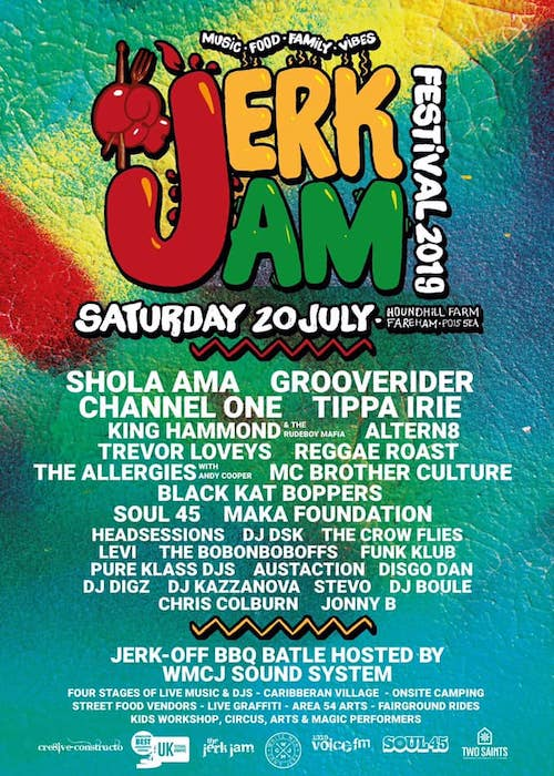 Jerk Jam Festival 2019