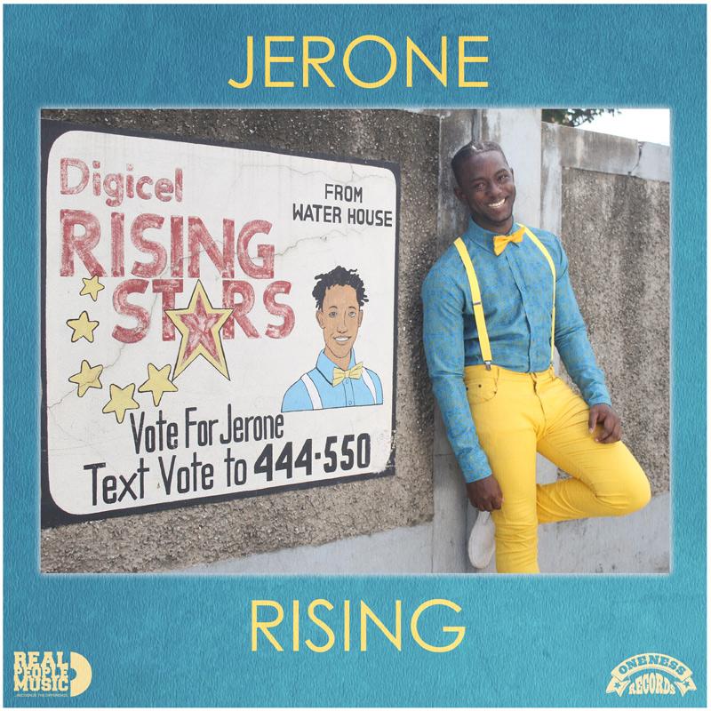 Jerone - Rising EP