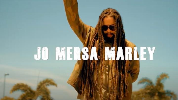 Jo Mersa Marley feat. Black-Am-I - No Way Out [6/19/2021]