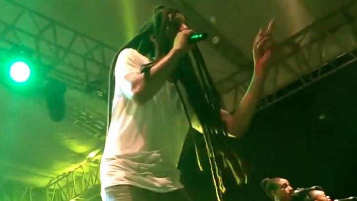 Julian Marley - One Love @ Jakarta Peace Concert 2017 [11/18/2017]