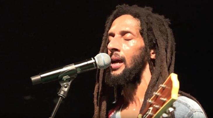Julian Marley & The Uprising in Vienna, Austria @ WUK [7/18/2018]