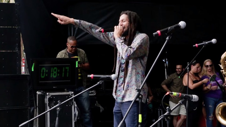 Julian Marley & The Skatalites - Boom Draw @ Jamming Festival 2019 [2/16/2019]