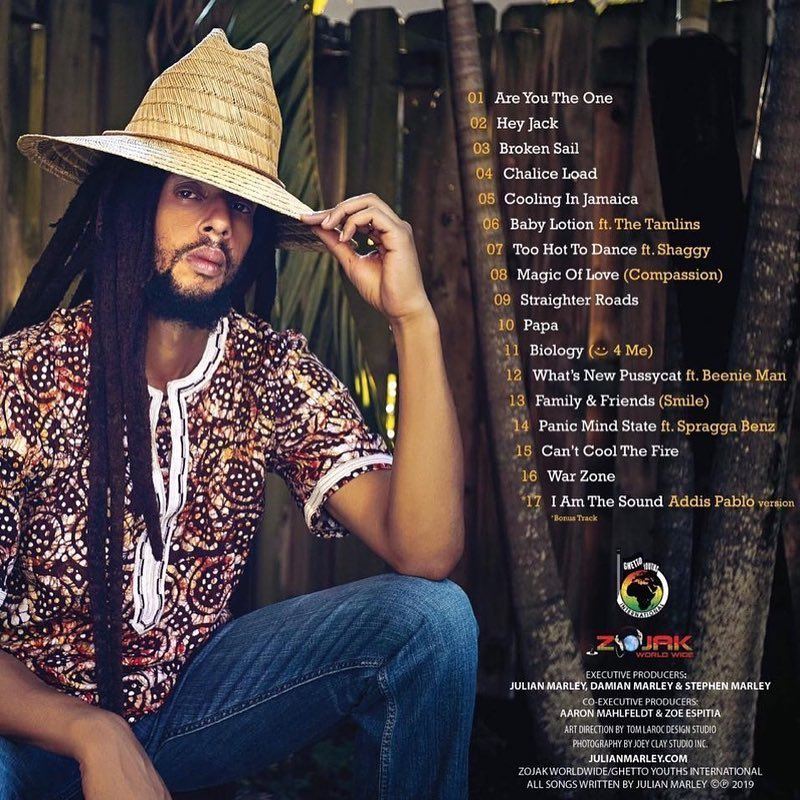 Julian Marley - As I Am