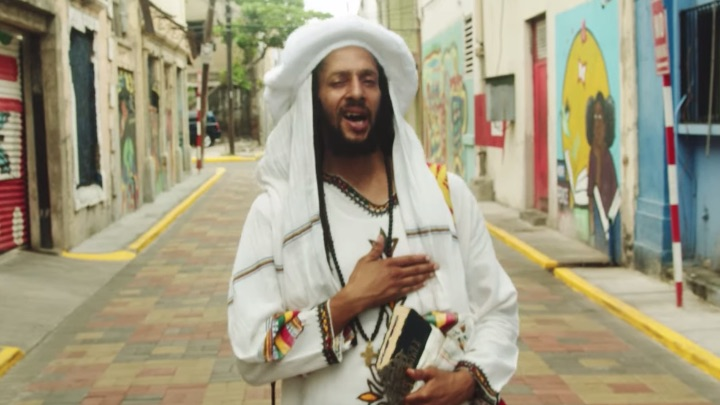 Julian Marley - Pages [10/28/2020]