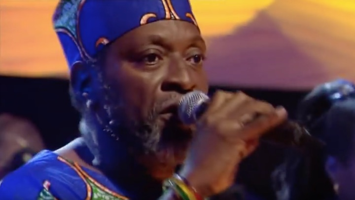 Junior Murvin - Police & Thieves @ Later with Jools Holland [7/1/2004]