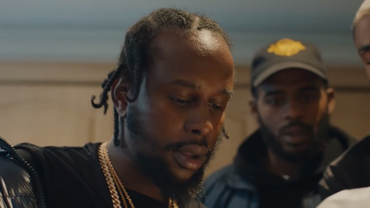 Kano feat. Popcaan - Can't Hold We Down [11/21/2019]