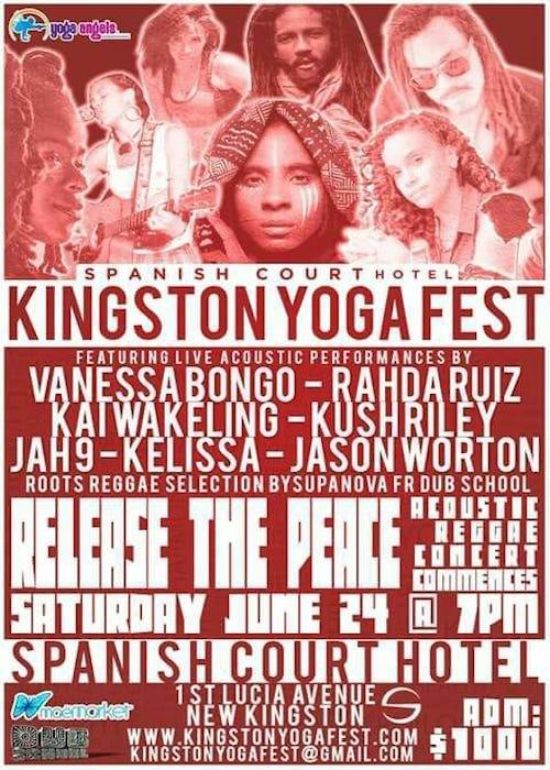 Kingston Yoga Fest 2017