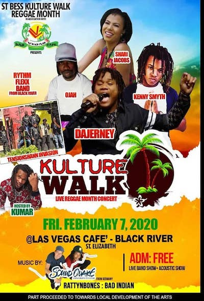 Kulture Walk - Black River 2020