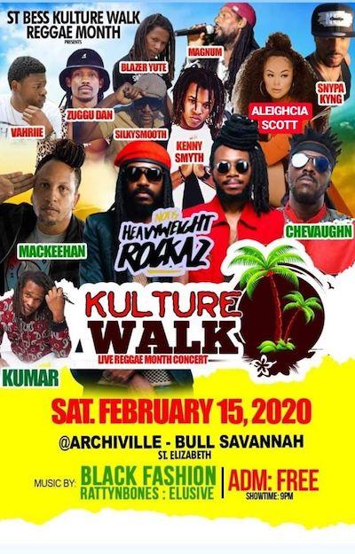 Kulture Walk - Savannah 2020