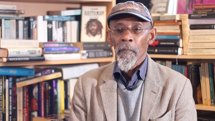 Interview with Linton Kwesi Johnson by Dr. Caspar Melville [11/29/2017]