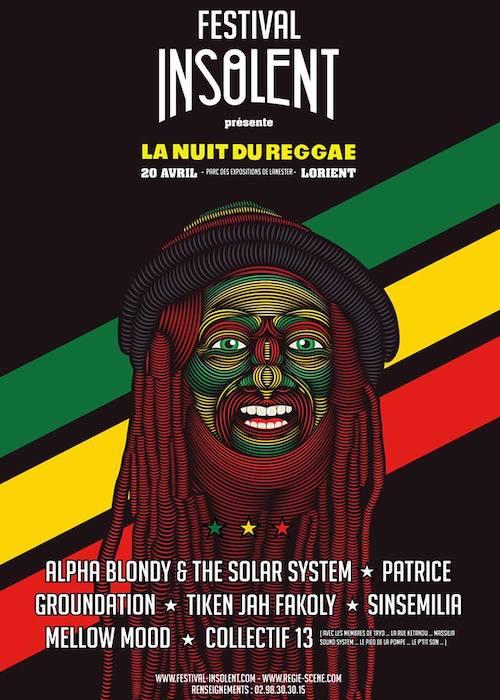 La Nuit Du Reggae 2019