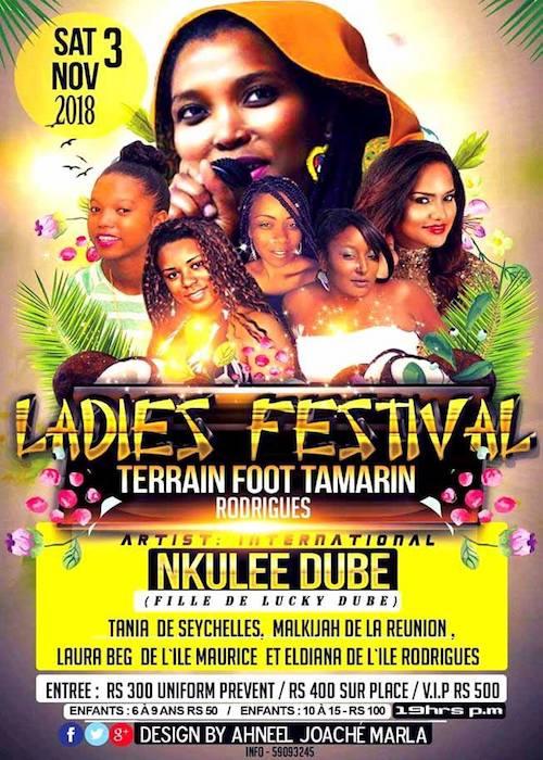 Ladies Festival 2018