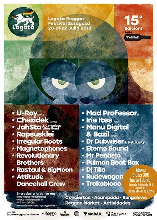 Lagata Reggae Festival 2018
