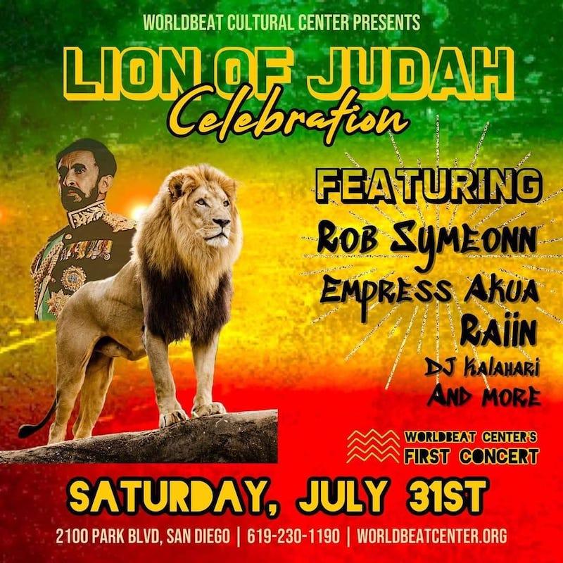 Lion Of Judah Celebration 2021