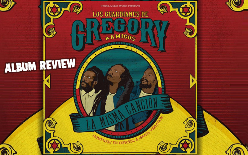 Album Review: Los Guardianes de Gregory - La Misma Cancíon
