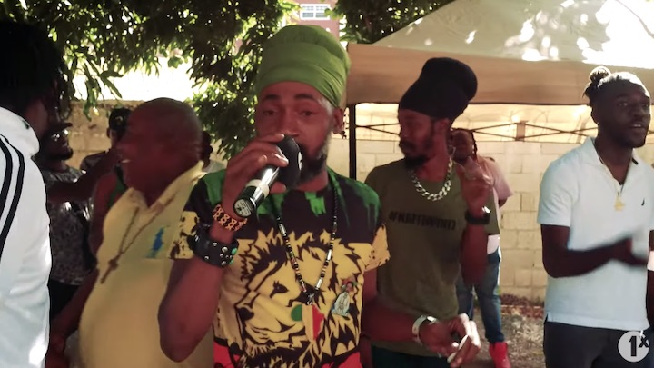 Lutan Fyah, New Kidz, D'Angel, Alexx A-Game and more - Freestyle @ 1Xtra in Jamaica 2019 [1/9/2020]