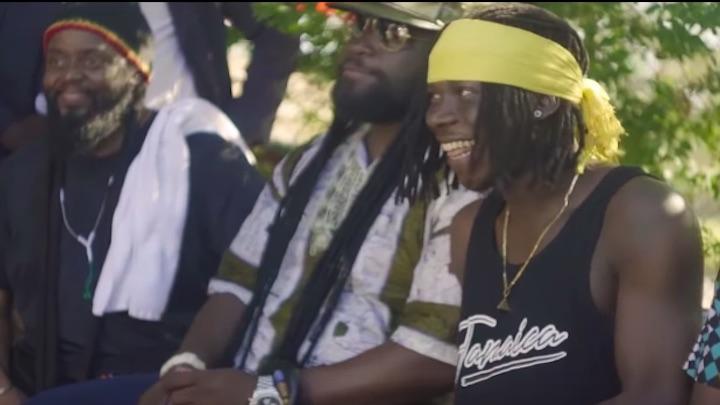 Morgan Heritage feat. Stonebwoy - Africa x Jamaica (Behind The Scenes) [1/10/2019]