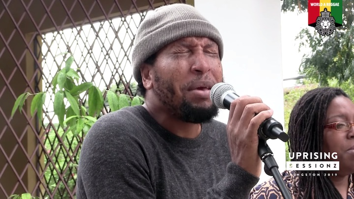 Mackeehan @ The Uprising Sessionz Kingston [6/1/2019]