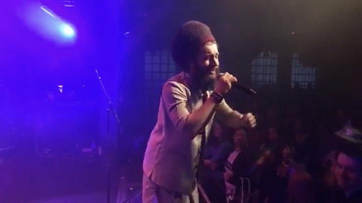 Marcus Gad @ Reggaeville Easter Special - Hamburg 2019 (Facebook Live) [4/19/2019]