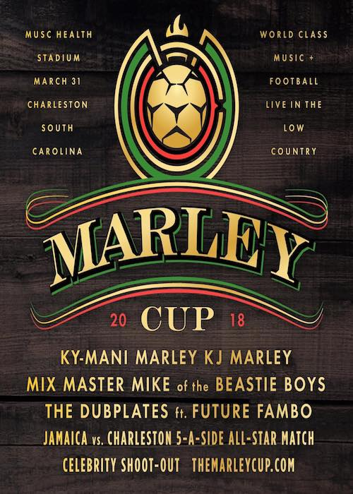 The Marley Cup 2018