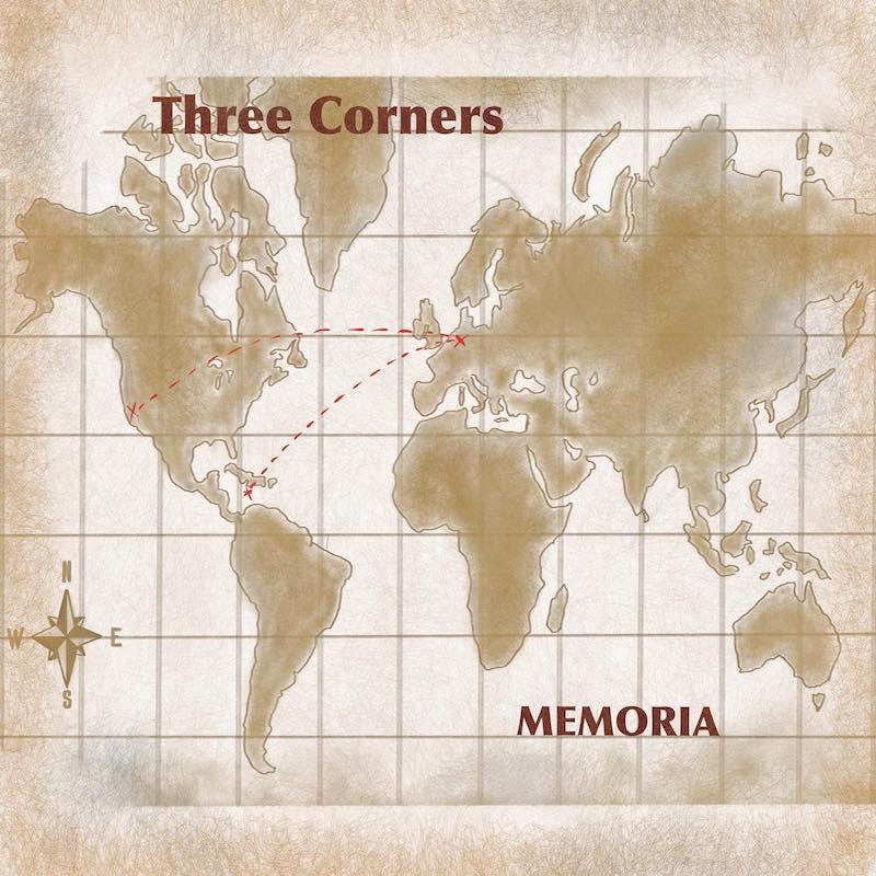 Memoria - Three Corners EP