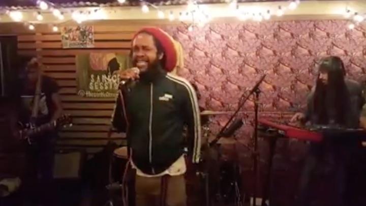 Micah Shemaiah in Kingston, Jamaica @ The Sankofa Sessions (Full Show) [2/13/2018]