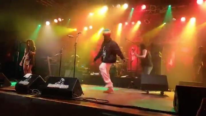 facebook live music video