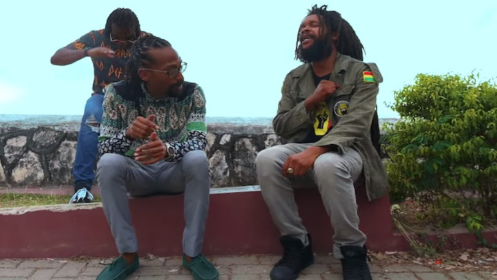 Mista Savona feat. Micah Shemaiah & PuchoMan & The Gideon & Anyilena - The Fire From Africa [2/5/2021]