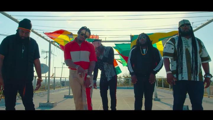 Morgan Heritage feat. Diamond Platnumz & Stonebwoy - Africa & Jamaica [10/19/2018]
