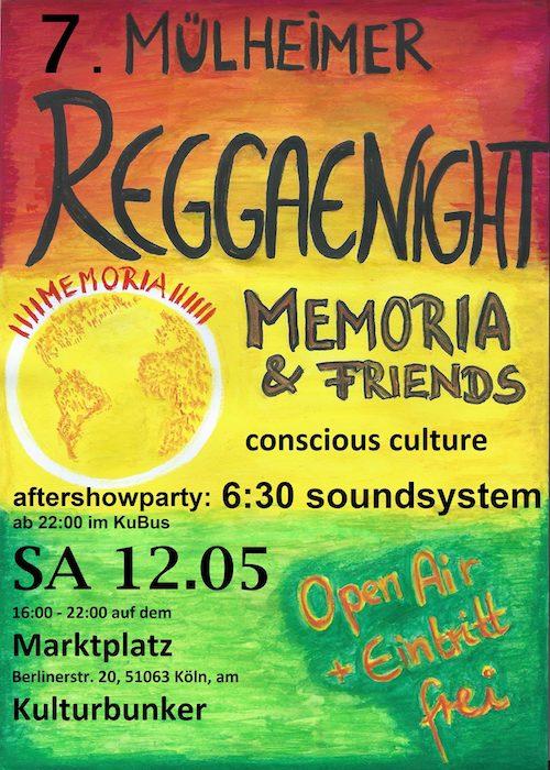 Mülheimer Reggae 2018