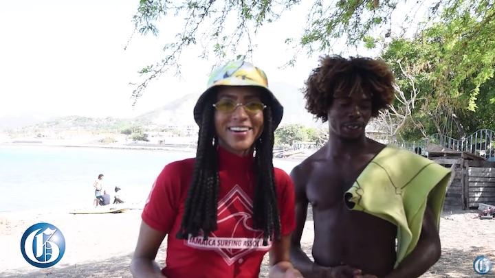 Naomi Cowan Interview @ Jamaica Gleaner [7/10/2021]