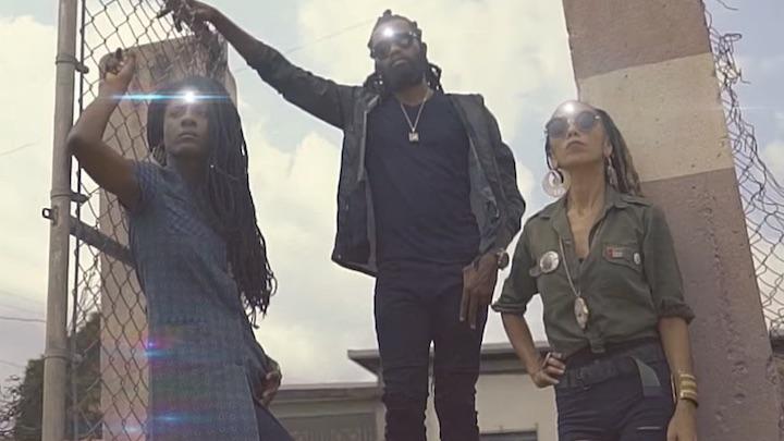 Nattali Rize feat. Dre Island & Jah9 - Evolutionary [1/18/2019]