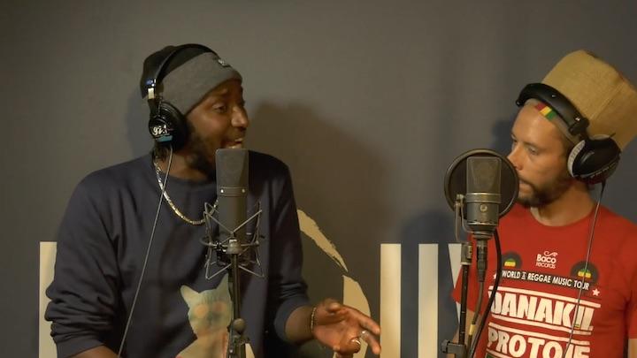 Natty Jean & Balik @ Selecta Kza Radio Show 2018 [10/7/2018]