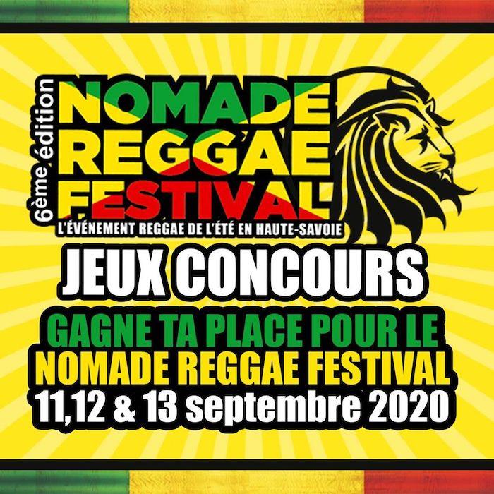 CANCELLED: Nomade Reggae Festival 2020