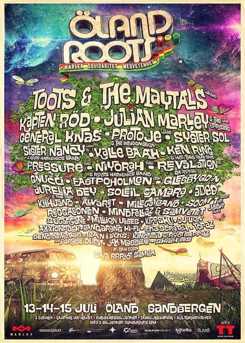 Öland Roots 2017