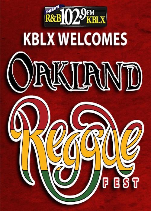 Oakland Reggae Festival 2017
