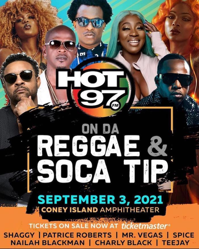 On Da Reggae & Soca Tip 2021